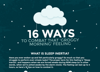 How to Wake Up Feeling Refreshed