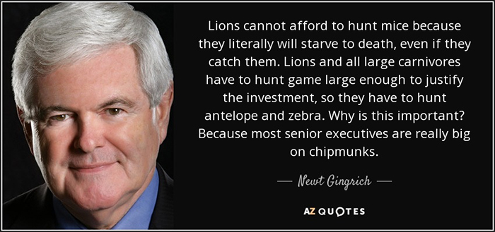 newt-gingrich-quote-lion-field-mice