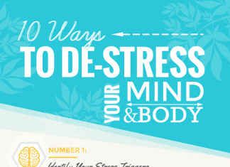 10 Best Ways to Destress Yourself