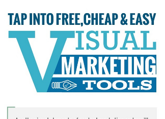 37 Incredible Visual Marketing Tools
