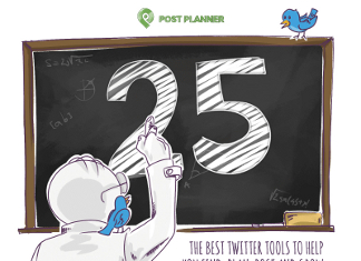 Top 25 Twitter Tools for Increasing Engagement