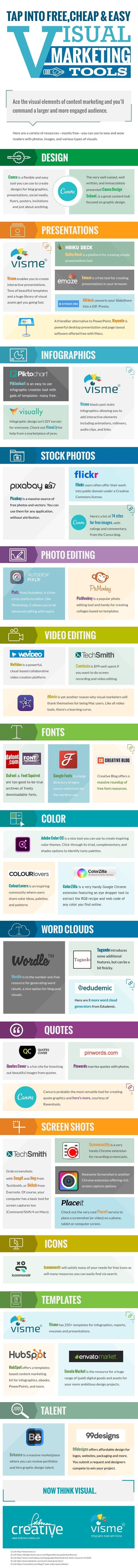 Visual-Marketing-Tools