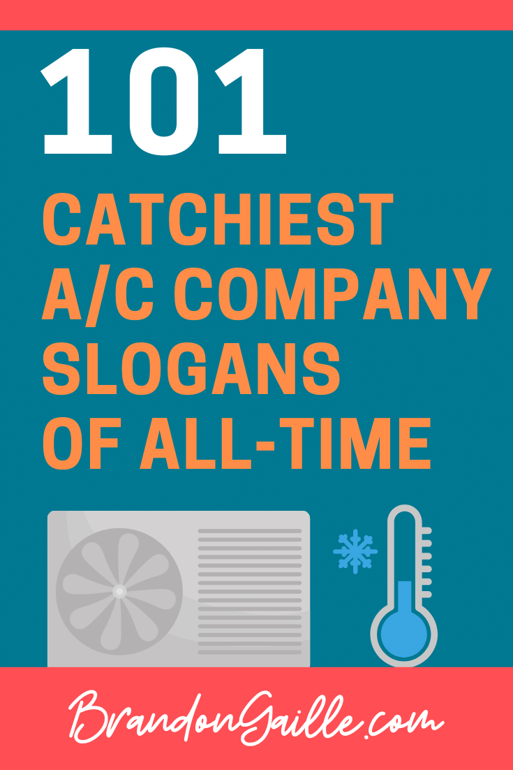 Air Conditioning Company Slogans