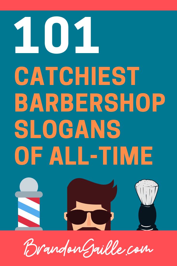 Barbershop Slogans