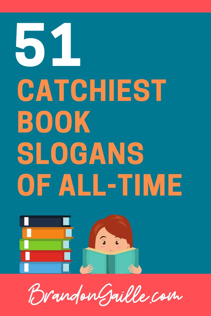 Book Slogans