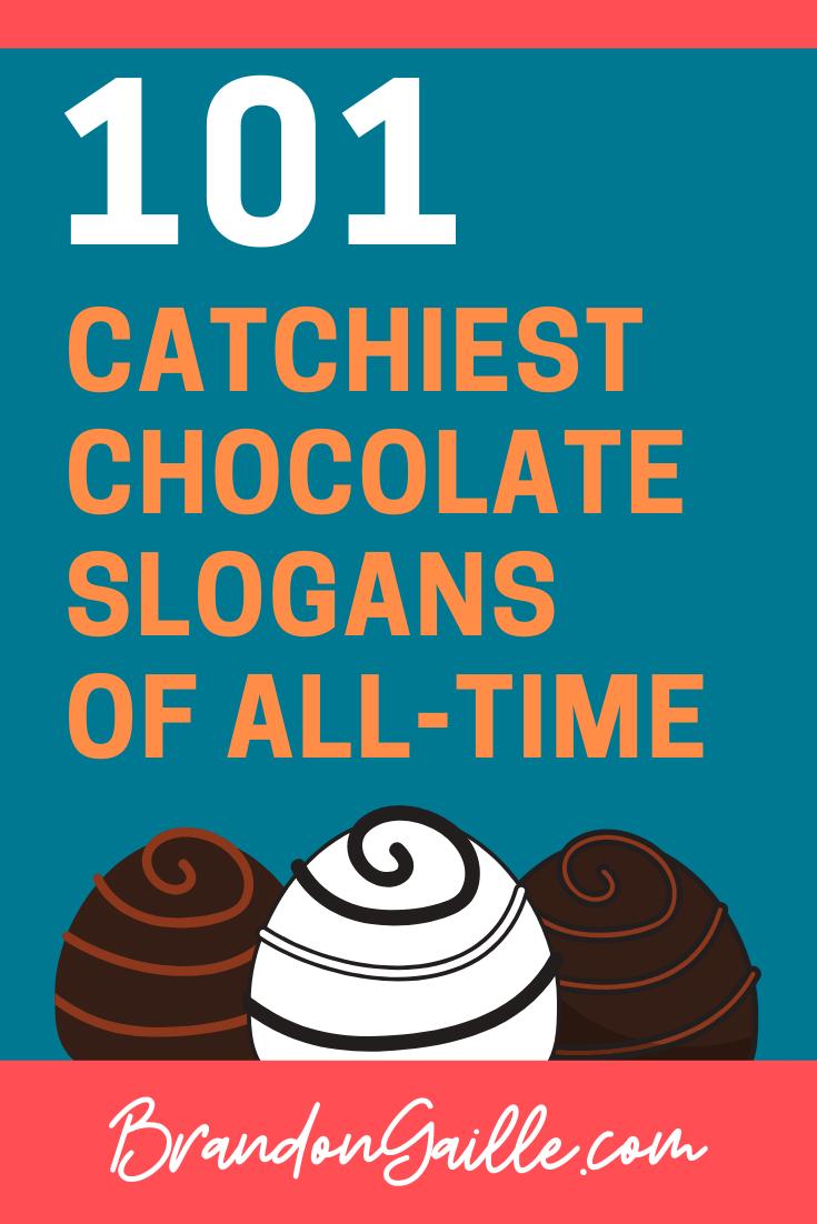 Chocolate Slogans