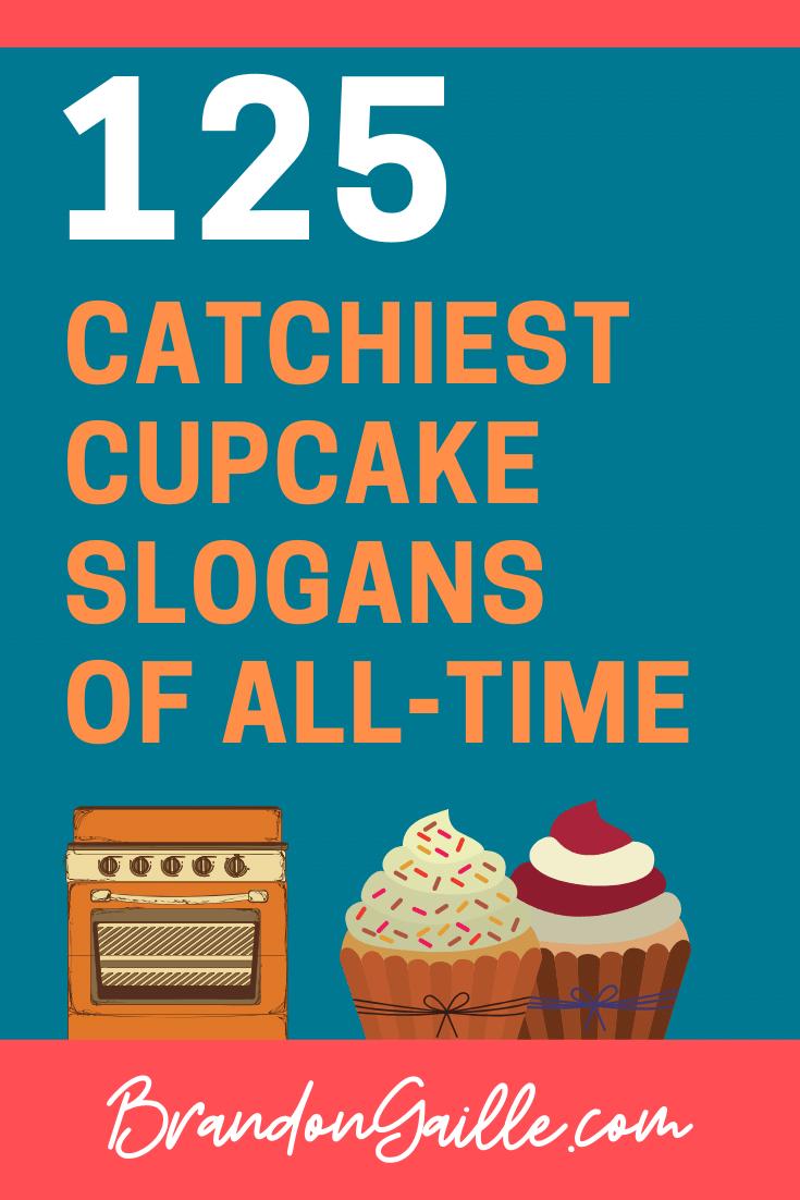Cupcake Slogans