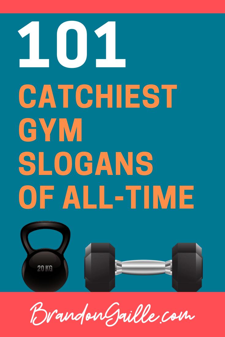 Gym Slogans