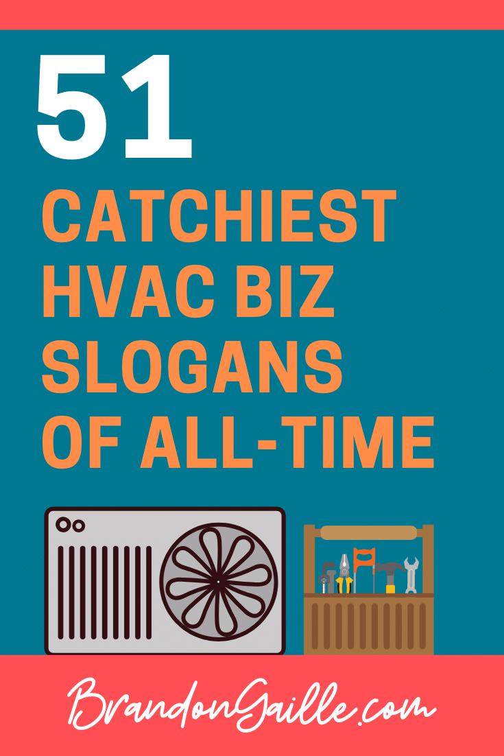 HVAC Business Slogans