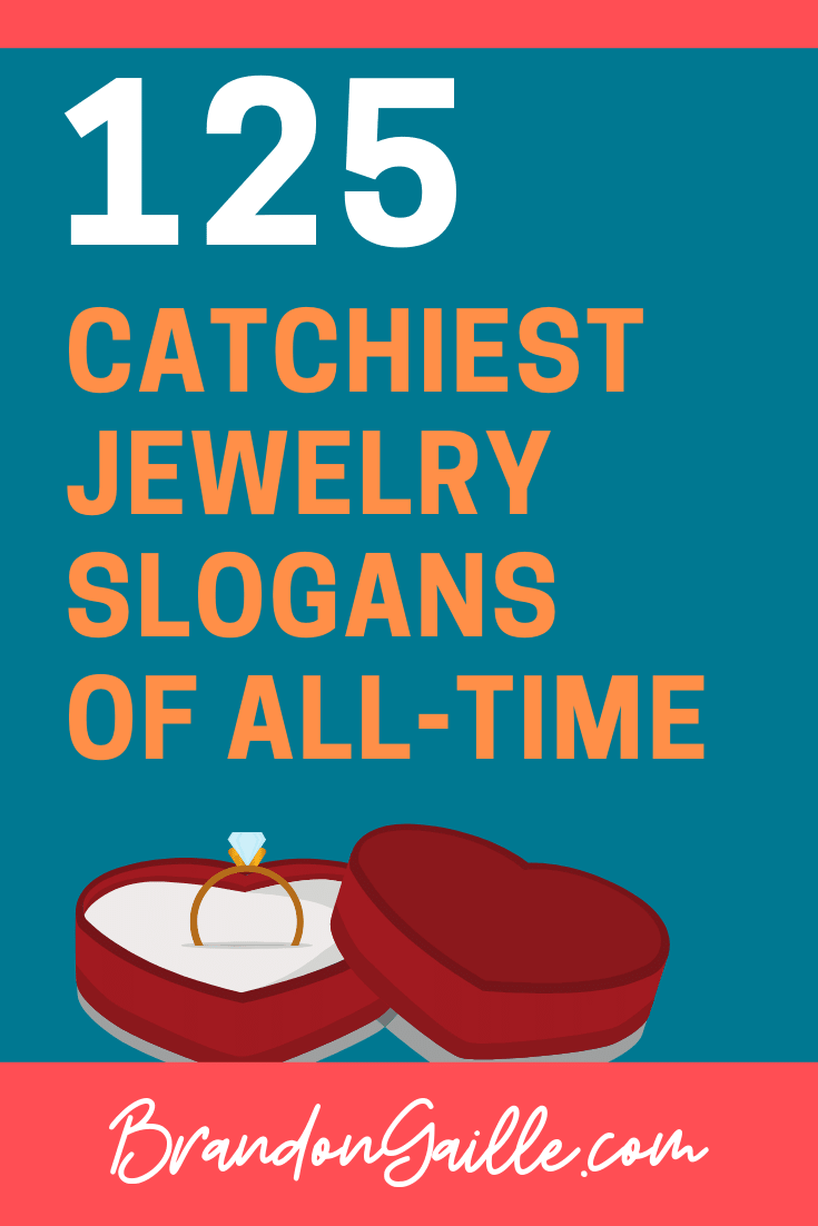Jewelry Business Slogans