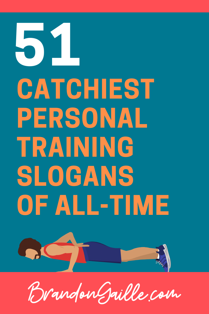 Personal Training Slogans