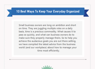 10 Ways Entrepreneurs Organize Their Day