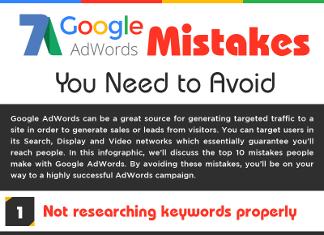 7 Common Google Adwords Mistakes