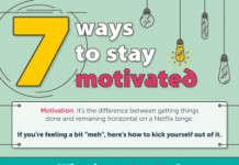 7 Ways to Stay Motivated Everyday