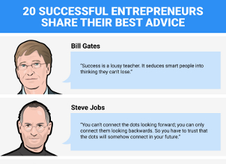 20 Entrepreneur Tips from Startup Legends