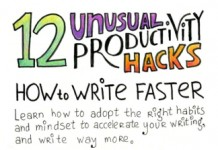 12 Unique Ways to Write Faster