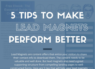 5 Lead Magnet Tips that Increase Conversions