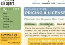 Movable Type vs Wordpress