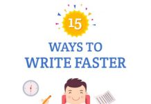 15 Ways to Write Blog Posts Faster