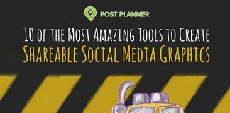 10 Tools for Making Viral Social Media Graphics