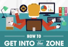 9 Ways to Get Into the Zone and Increase Productivity