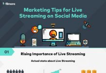 11 Statistics on Live Streaming in Social Media