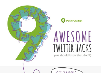 9 Tweet Boosting Twitter Growth Hacks