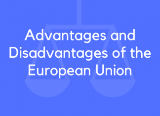 the advantages and disadvantages of the european union Some argue that a disadvantage of the european union is that itleads to more bureaucracy some also argue that membership in theeu diminishes a.