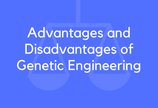 short essay on genetic engineering