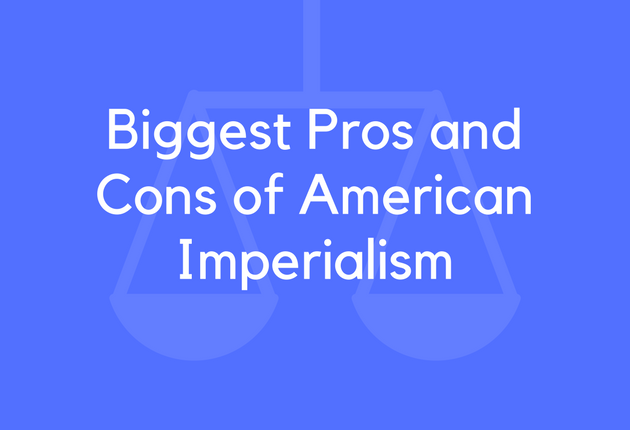 imperialism pros and cons We look at the pros and cons of the spread of english as a global language and its impact on cultures and diversity.