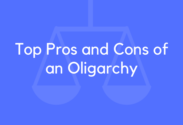 18 Top Pros And Cons Of An Oligarchy Brandongaille