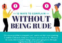 12 Correct Ways to Complain