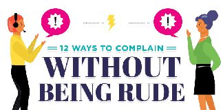 12 Correct Ways to Complain
