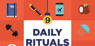 9 Peformance Boosting Daily Rituals
