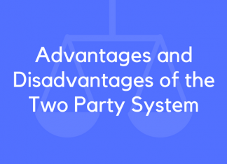 Advantages and Disadvantages of the Two Party System