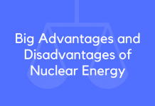 Big Advantages and Disadvantages of Nuclear Energy