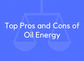 Top Pros and Cons of Oil Energy