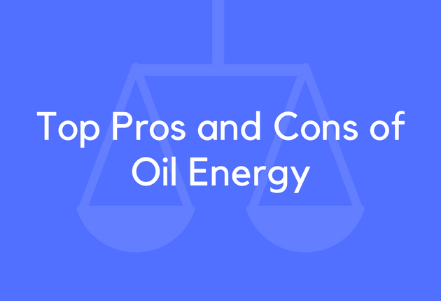 Pros And Cons Of Fossil Fuels >> 18 Top Pros And Cons Of Oil Energy Brandongaille Com
