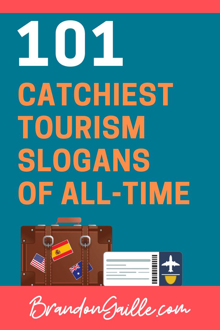 Tourism Slogans