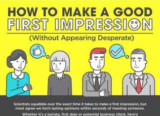 10 Ways to Make a Great First Impression