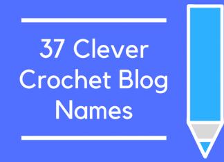 37 Clever Crochet Blog Names