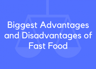 Biggest Advantages and Disadvantages of Fast Food