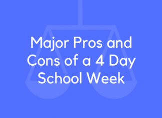 Major Pros and Cons of a 4 Day School Week