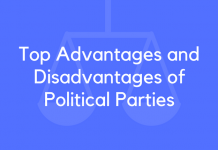 Top Advantages and Disadvantages of Political Parties