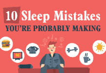 10 Things Keeping You From a Good Night's Sleep