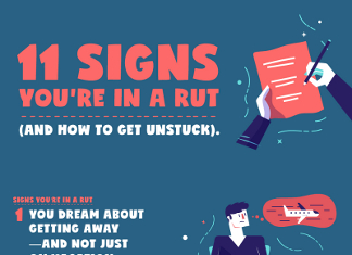 11 Ways to Get Out of a Rut
