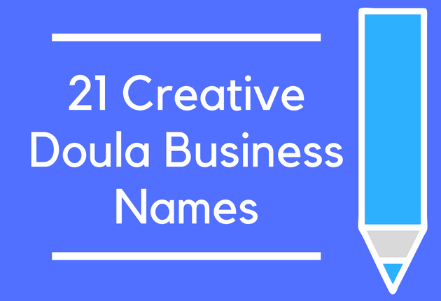 21 Creative Doula Business Names