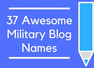 37 Awesome Military Blog Names