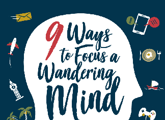 9 Ways to Cure a Wandering Mind