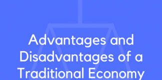 Advantages and Disadvantages of a Traditional Economy